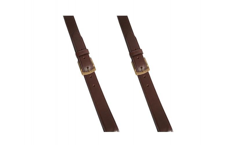 Cinturon Vaquero pase 4 Chocolate